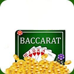Les différents gains au baccara en direct